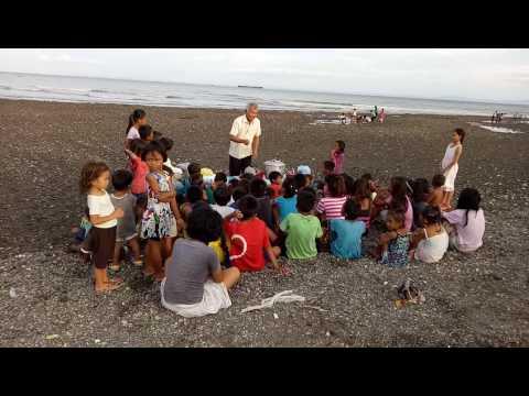 Outreach Program  : Tabunok Seventh Day Adventist goes to Dumlog for Feeding
