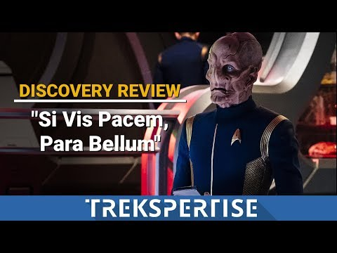 """Discovery Review - """"Si Vis Pacem, Para Bellum"""""""