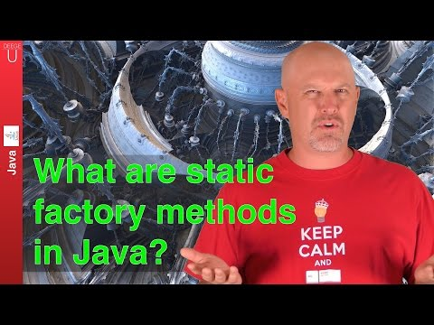 what-are-static-factory-methods-in-java?---036