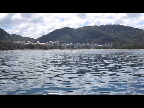Riu Palace Costa Rica, Jet Ski View to Resort
