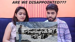 INDIANS react to Traveling with MI part 1 by MOOROO