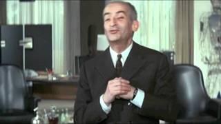 Louis de Funès - Le tatoué (1968) - Negotiation