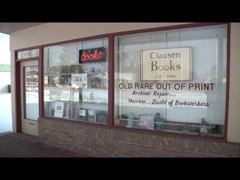 Clausen Books Story - Colorado Springs Best Used Bookstore