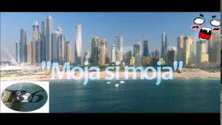 Mr.Black & Maja Ilic - Moja si moja Feat. DJ SUVY & MARKO MILUTINOVIC 2015