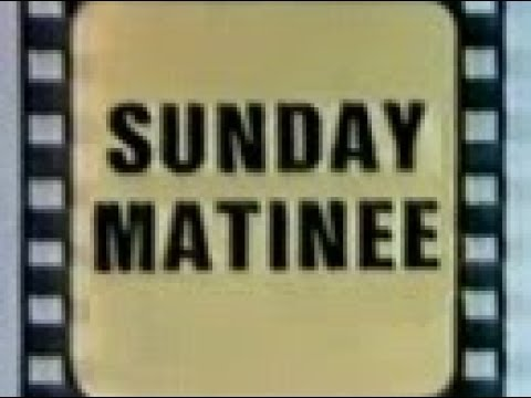 WGN Channel 9  Sunday Matinee