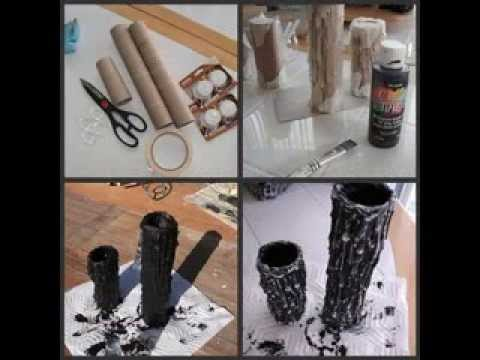 DIY halloween crafts projects ideas - YouTube