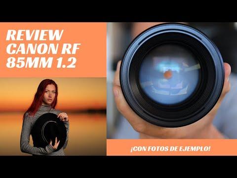 ¡BOKEH! 📸  - Canon RF 85mm 1.2 ❤️ - Review y primeras impresiones CON FOTOS