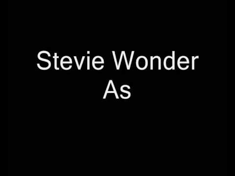 Stevie Wonder – Lately Lyrics | Genius Lyrics