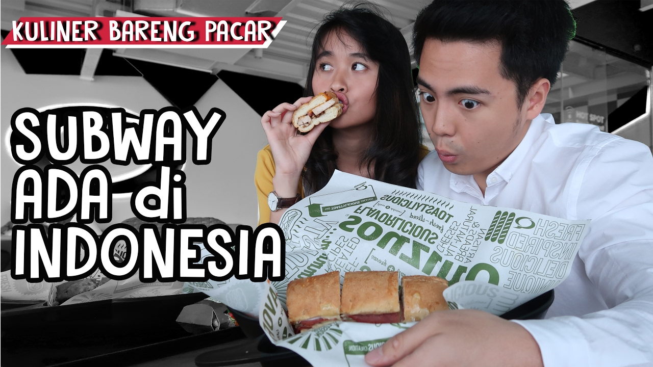 KUCAR - Subway Ada di Indonesia! - YouTube