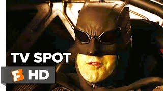 Justice League Extended TV Spot - Thunder (2017) | Movieclips Trailers