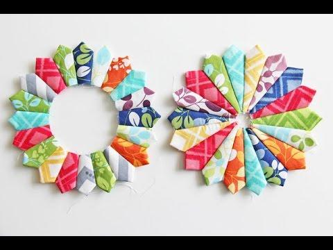 Dresden Quilt Patterns