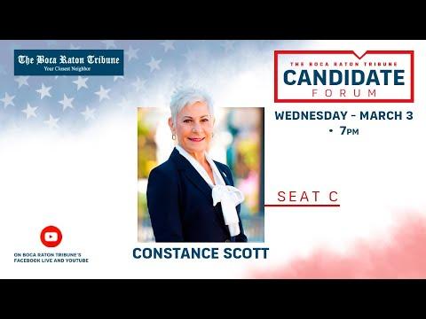 Election Interview 2021 - Constance Scott