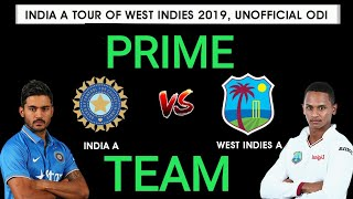 ✔️IN-A vs WI-A 3rd Unofficial ODI Dream11 Prediction, India-A vs West Indies-A, Team news, Playing11