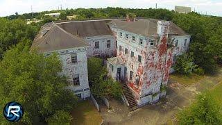 Abandoned Navy Base Charleston, SC - Building M17