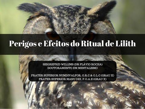 AVISO IMPORTANTE - Perigo do ritual de lilith