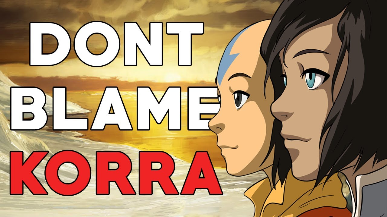 Aang Korra the real reason aang and korra are so different! avatar reincarnation  explained!