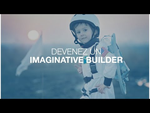 CARRIERES | Teaser - Devenez un Imaginative Builder !