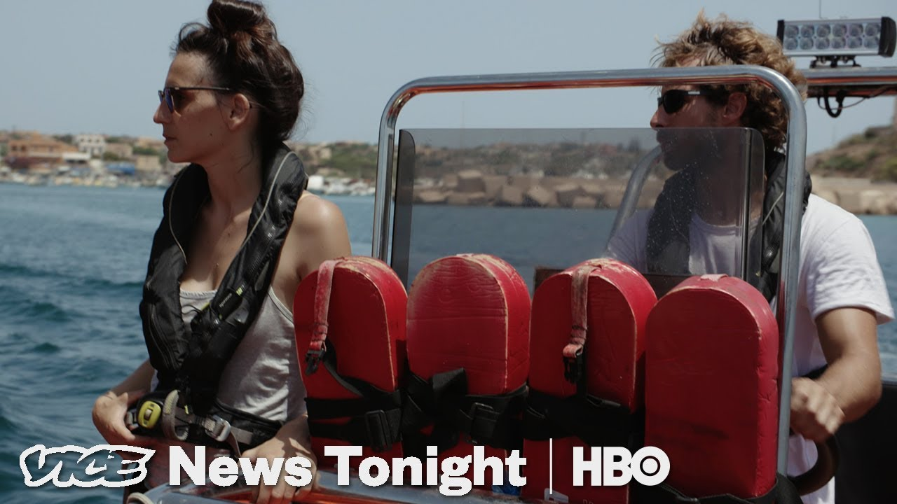 Migrant Rescues & El Chapo Sentence: VICE News Tonight Full Episode