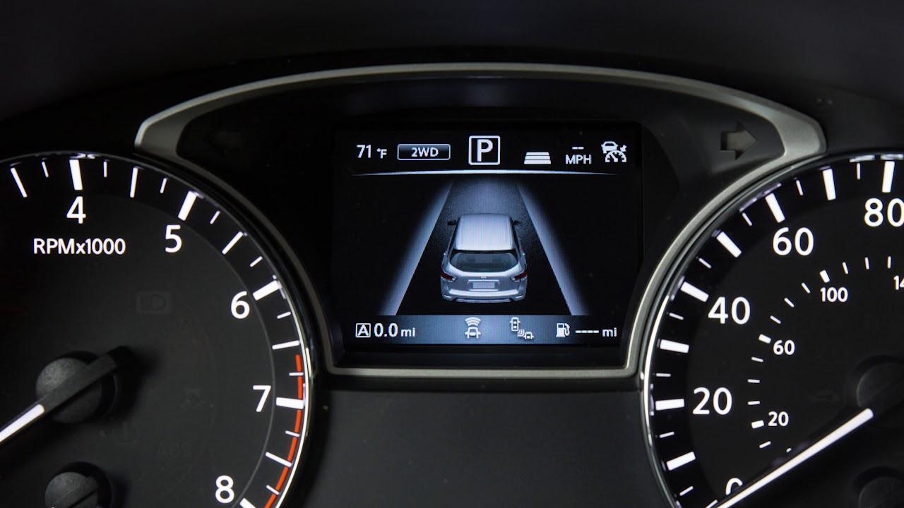 2018 Nissan Pathfinder - Intelligent Cruise Control (ICC ...