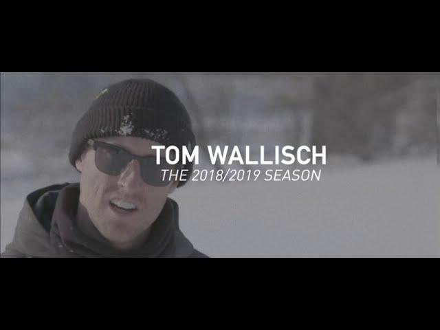Tom Wallisch // 2018-2019 Season Edit
