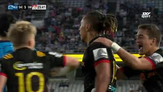 HIGHLIGHTS: SuperRugby 2018 Week #3: Blues v Chiefs