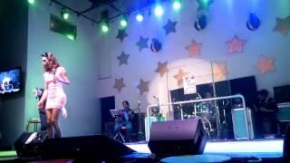 Ej Salamante singing Sayang Na Sayang