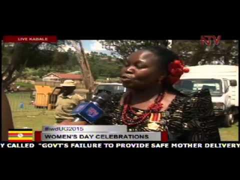 NTV UGANDA LIVE-WOMENS DAY