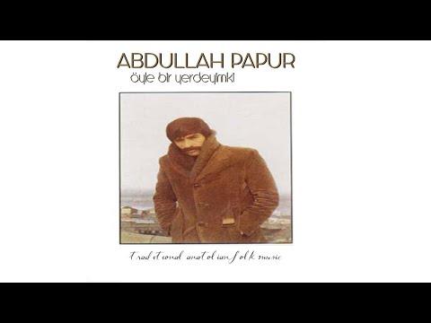 Abdullah Papur - Kendimden Nefret Ediyorum Dinle mp3 indir