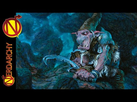 Whats Goblin Spelled Backwards Nilbog Volos Guide To Monsters