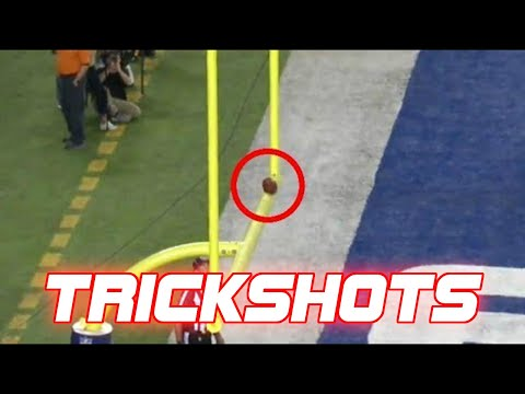 "NFL ""Trick-shot"" Plays"