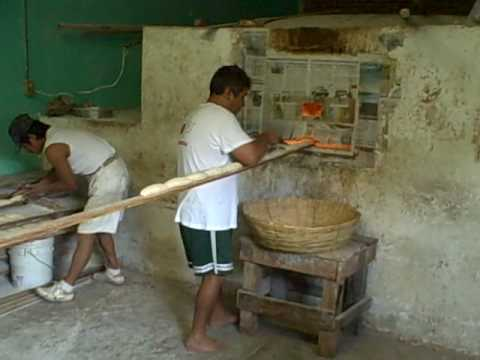 a bakery in Acapulco