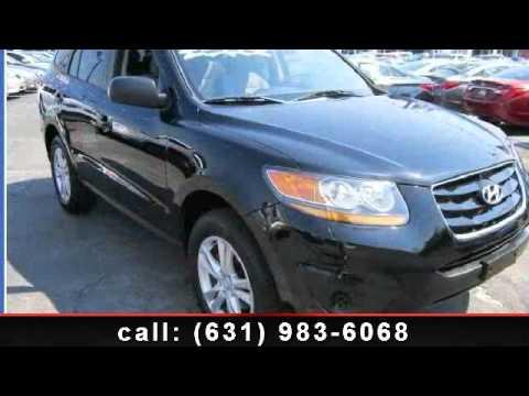 2010 Hyundai Santa Fe   Atlantic Hyundai   West Islip, NY 11795