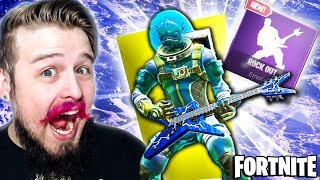 FORTNITE-I BOUGHT THE SKIN OF THE LEGENDARY BRABO FISH (LEVIATHAN)