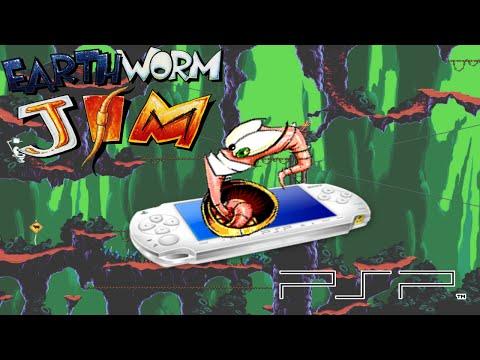 Игры, которых не было: Earthworm Jim (PSP)