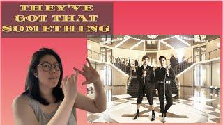 SHE'S GOT THAT SOMETHING  | Re-REACTION TO TVXQ! 동방신기 'Some…