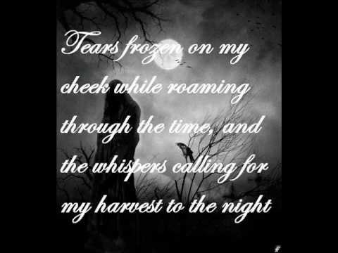 Eternal Tears Of Sorrow  Sea Of Whispers Lyrics
