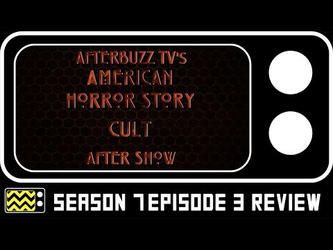 American Horror Story: Cult Season 7 Episode 3 Review & After Show | AfterBuzz TV