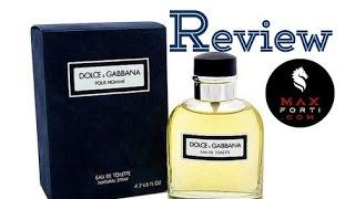 Dolce&Gabbana Pour Homme Review (1994) | CLASSIC Cologne
