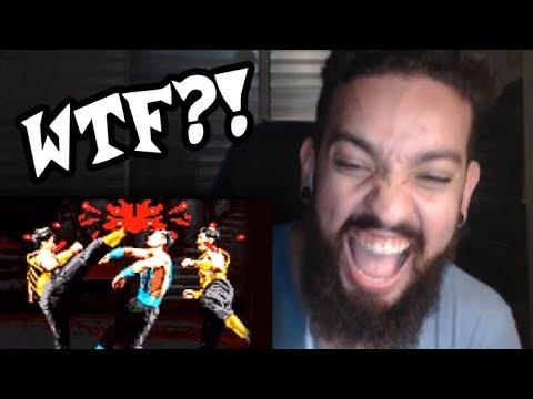 OS FATALITIES MAIS BIZARROS DO MORTAL KOMBAT (PARTE 2) l REACTION!!! thumbnail