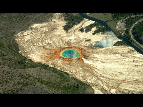 Movement Beneath Yellowstone Alerts!
