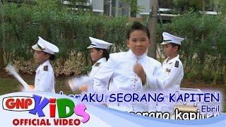 Download lagu Aku Seorang Kapiten - Ebril - Lagu Anak Mp3