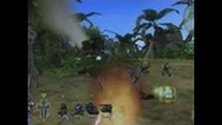 Battalion Wars 2 Nintendo Wii Gameplay - Tearing It Up