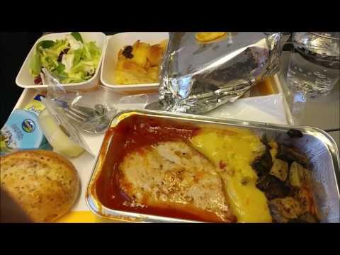 Lufthansa flight 630 FRA-DXB Boeing 747-400 economy class trip report