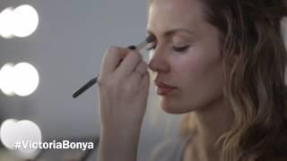 Как сделать ГЛАЗА БОЛЬШЕ  и выразительней с помощью макияжа! By Victoria Bonya.