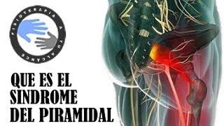 Repeat youtube video Sindrome del piramidal o piriforme, que es y porque se produce