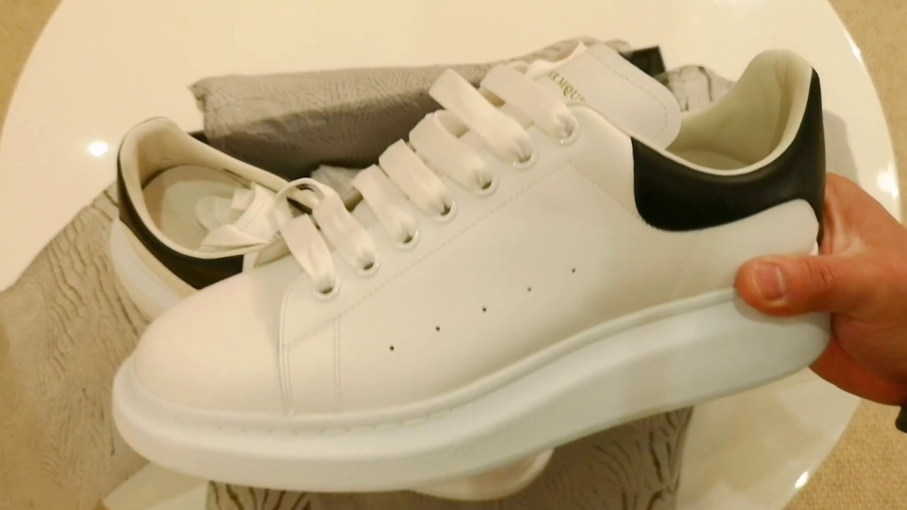 Alexander McQueen Oversized Sneakers Review