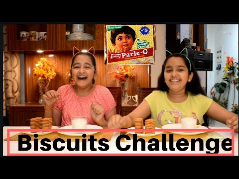 Parle G Biscuit Challenge, Parle G Biscuits Competition, Food Challenge