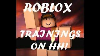 Roblox: TRAINING ON HH! bollywudd