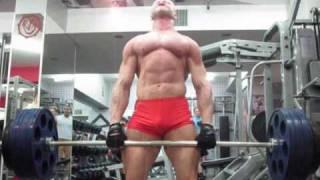 Становая тяга классика 220 на 4. Базовые упражнения для мышц спины. Развитие силы.