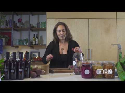 Wholefood Family for Cooking Classes - Beetroot Kvass